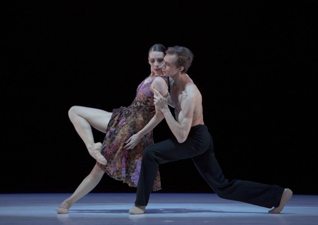 """Ballett am Rhein Düsseldorf/Duisburg b.16  """"Ohne Worte""""  ch.: Hans van Manen"""