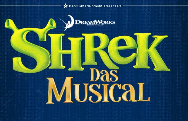 Shrek Musical Düsseldorf