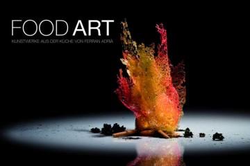 Food Art Ferran Adria