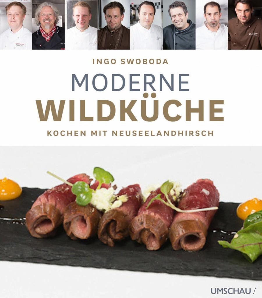 Moderne Wildküche