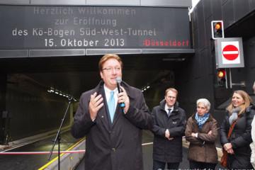 Kö-Bogen Tunnel