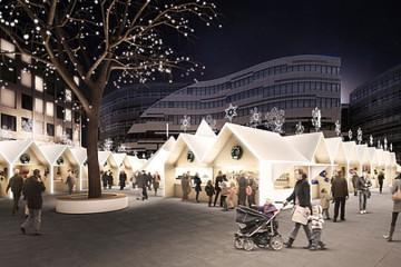 weihnachtsmarkt schadowplatz
