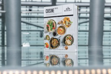 Cuisine Int. Hangar 7