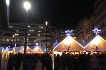 Schwabenmarkt Schadowplatz