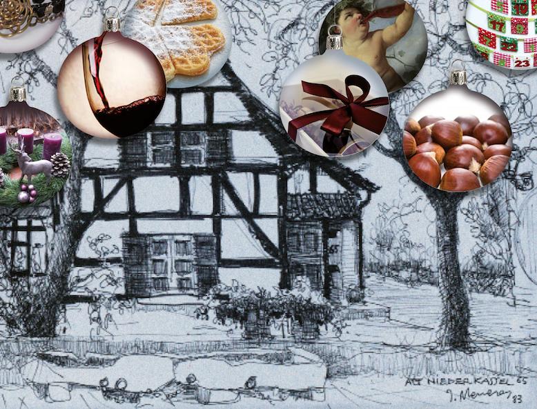 Weihnachtsmarkt Altes Kornhaus