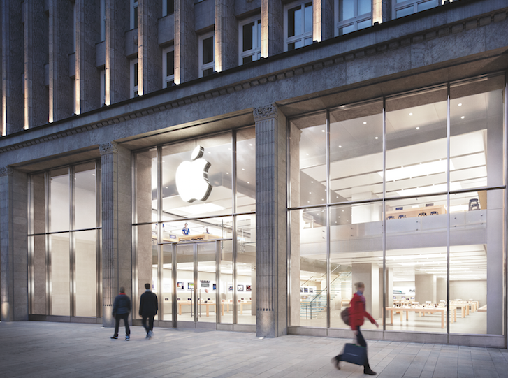 Apple Store Düsseldorf