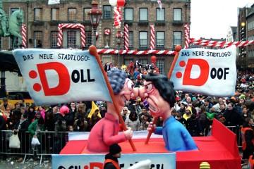 Karneval Düsseldorf 2014