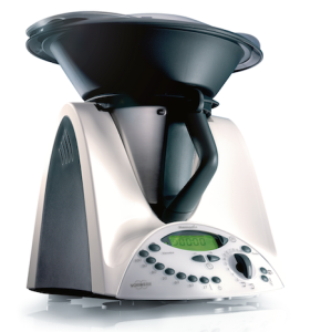 Thermomix white