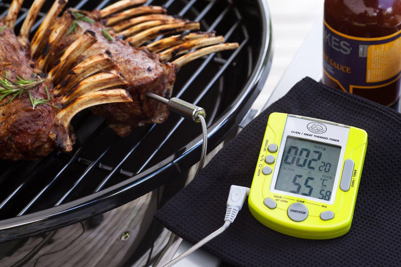 Grandhall Holzkohlegrill Test : Grillthermometer test u was können die nadeln wirklich lust auf