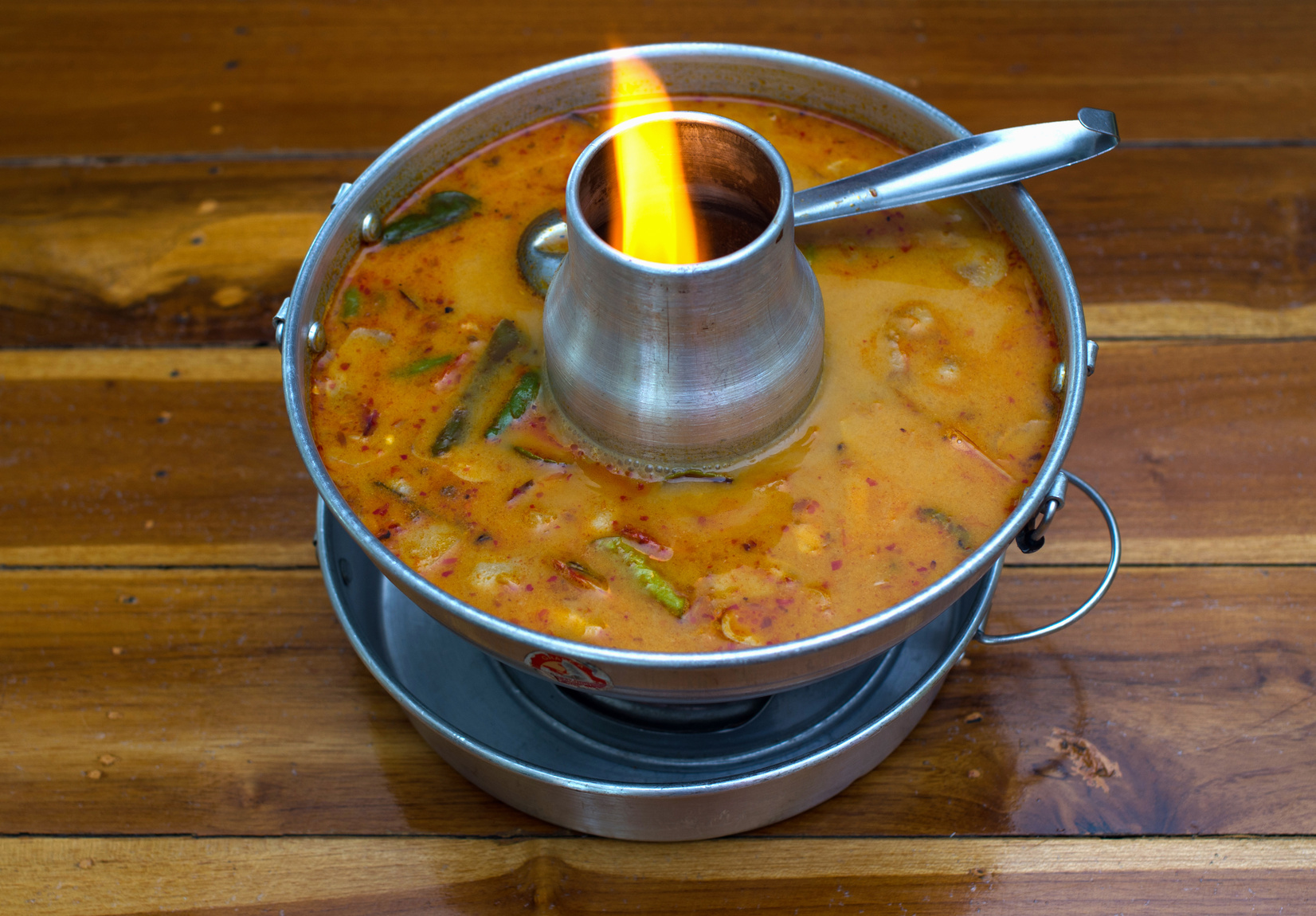 meeresfrüchte suppe asiatisch