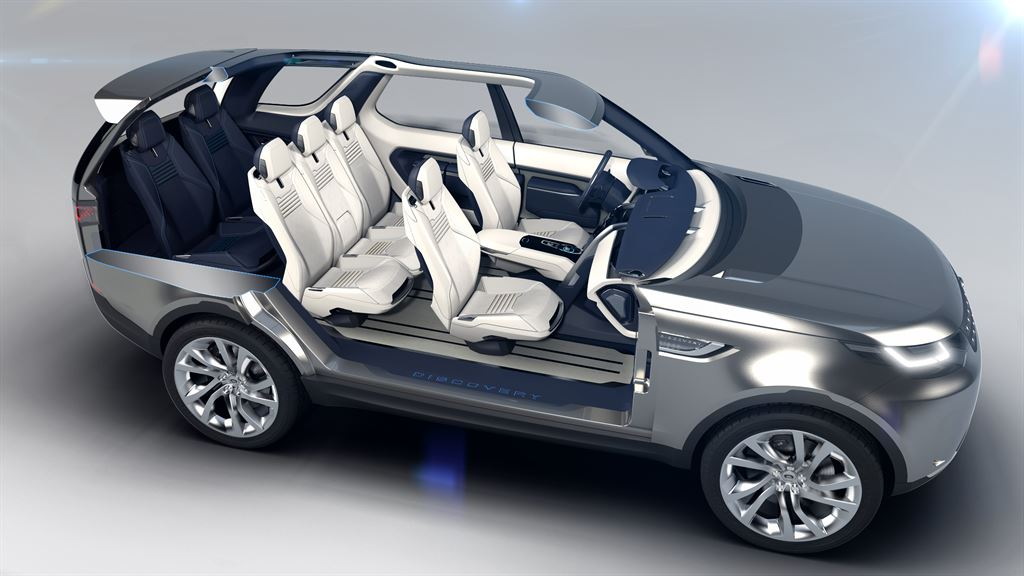Land Rover Discovery Concept