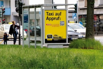 TAXI-App Düsseldorf