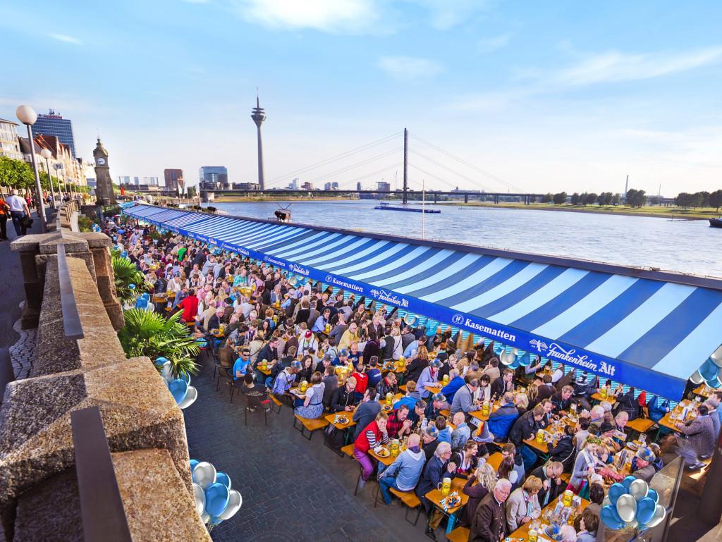 Kasematten Oktoberfest Panorama
