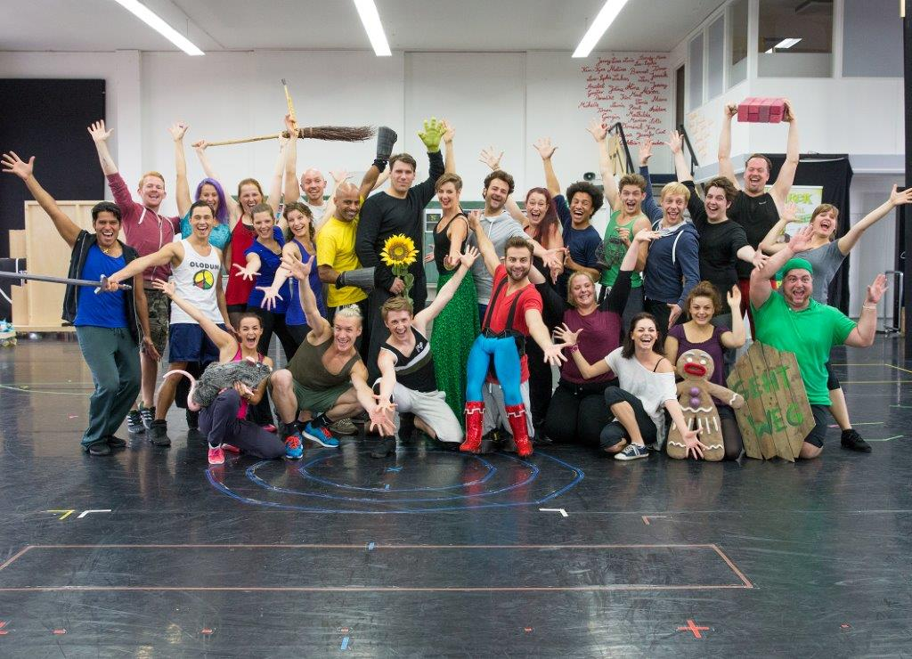 SHREK-Das-Musical-Cast