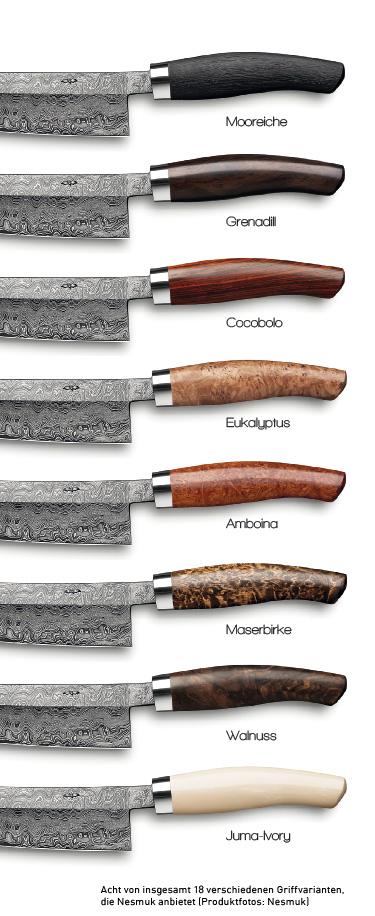 Nesmuk Messer