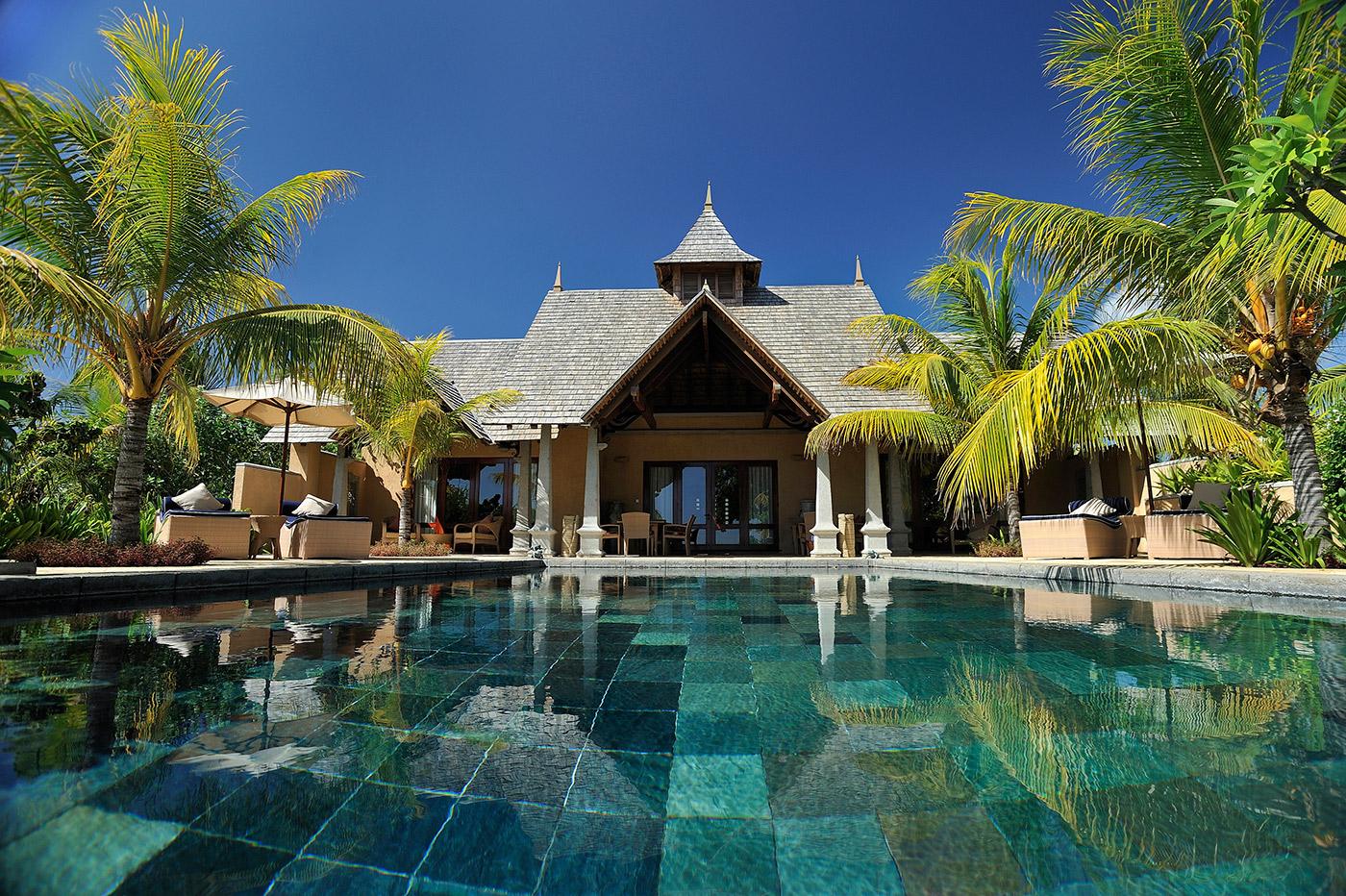 Paradisisch: Maradiva Resort auf Mauritius