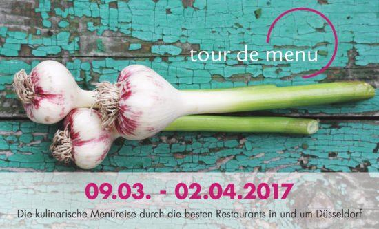 Tour de menu 2017