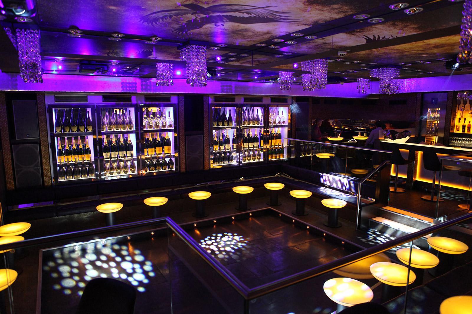Bellagio an der Kö - Neuer Luxus-Club in Düsseldorf