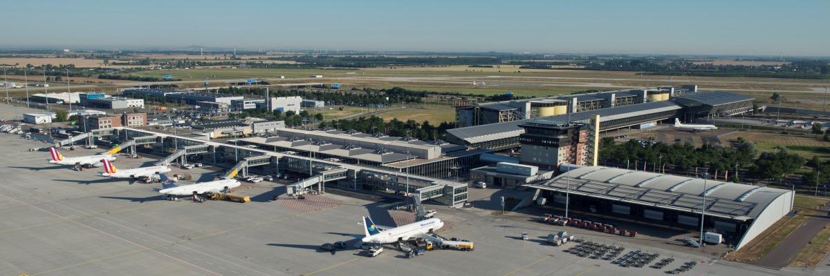 Flughafenführung Düsseldorf
